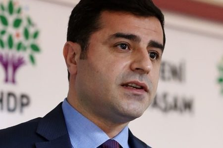 Demirtaş'a, 'Türk milletini aşağılamaktan' 5 ay hapis cezası verildi