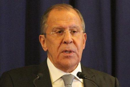 Rusya Dışişleri Bakanı: Suriye konusunda Türkiye ve İran ile iş birliğini geliştireceğiz