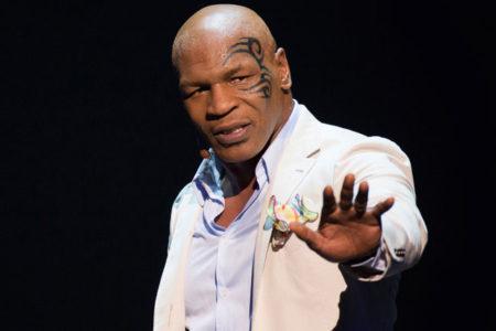 Mike Tyson yeni bir kliple Soulja Boy'a karşılık verdi