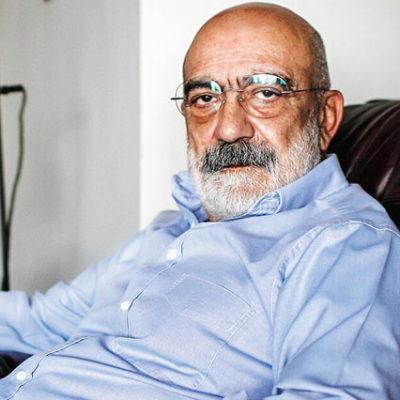 Ahmet Altan: Önümdeki birkaç yıl için arkamdaki onlarca yılı korkaklık ederek çöpe atacak biri değilim