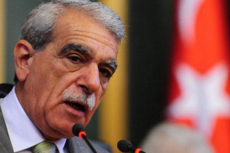 Ahmet Türk'ün tahliyesi için olumsuz rapor