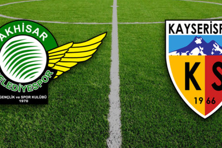 Akhisar Belediyespor 0-0 Kayserispor