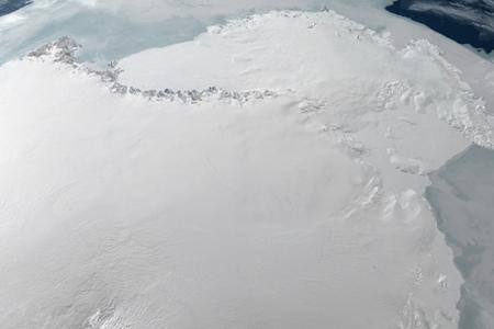 Güney Kutbu'nda gizemli bir obje görüntülendi