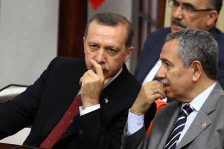 Arınç, Erdoğan'a gönderdiği mektubu yayınladı