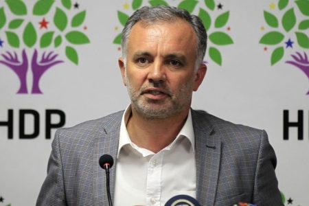 Serbest bırakılan HDP'li Bilgen: Çalışmamız engellenmek isteniyor