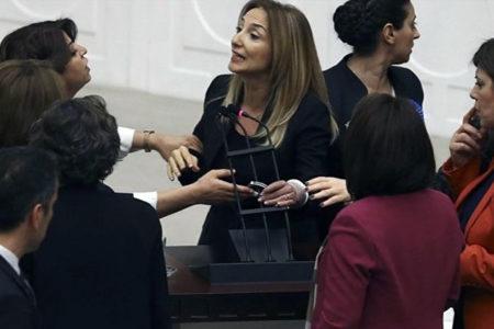 """Kelepçeli eylemi benden MHP seçmeni istedi"""