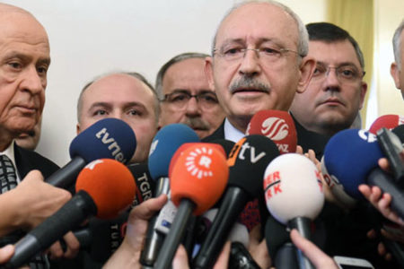 Bahçeli'den Kılıçdaroğlu'na: Ülkücü camiayı kandıracağını zannediyorsa kendi kanıyor farkında değil