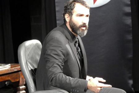 Barış Atay'dan 'evet' kampanyası başlatan Rıdvan Dilmen ve Murat Boz'a gönderme