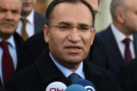 Bozdağ: CHP, Anayasa Mahkemesi'ne başvuramaz. Böyle bir hakkı yok
