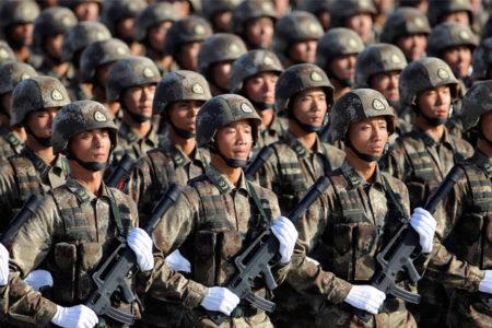 Çinli komutan: ABD ile savaş ihtimali giderek artıyor