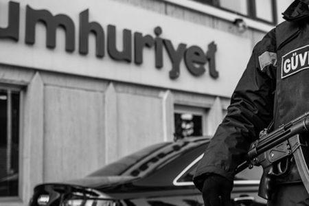 Cumhuriyet gazetesinin muhasebe çalışanı Emre İper tutuklandı