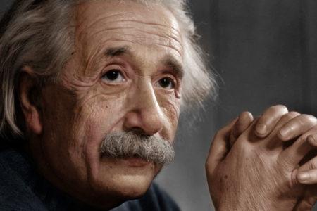 Einstein'in hayatı dizi oluyor