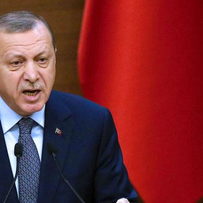 Erdoğan'dan 'Cemaat' davasına müdahillik talebi