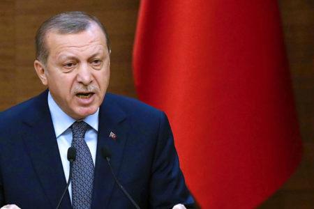 Erdoğan: Fırat Kalkanı'nı bitirdik, yeni operasyonlara yeni isimler vereceğiz