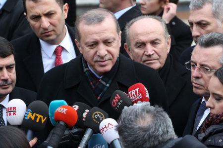 Erdoğan: ABD Başkanı Donald Trump'la 16-17 Mayıs'ta görüşeceğiz