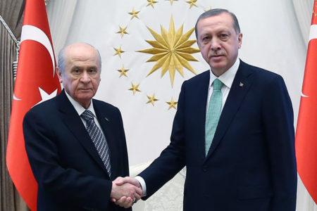 MHP ile AKP Pazarlığı iddiası: Ver bakanlığı al başkanlığı