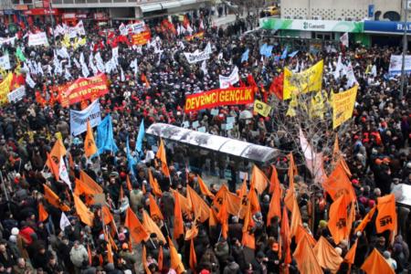 Ankara Valiliği bir ay eylem yapılmasını yasakladı