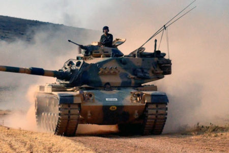 Saygı Öztürk: Asker El Bab'da ahırlarda yatıyor, kumanya yetersiz