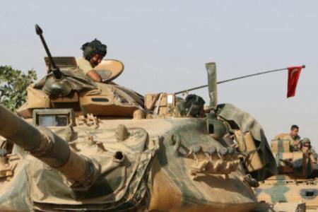 IŞİD'le çatışma: 1 asker hayatını kaybetti, 4 asker yaralandı