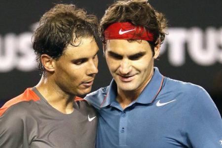 Roger Federer ve Rafael Nadal finalde