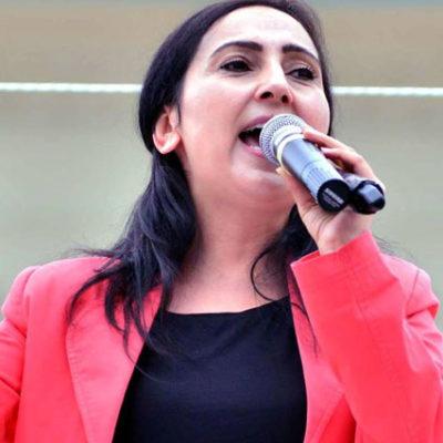 Yüksekdağ'dan Adalet Yürüyüşü'ne destek mesajı: Yüzde 49'dan fazlasıyız
