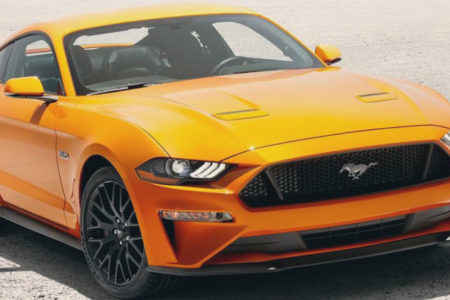 İşte karşınızda 2018 Ford Mustang GT