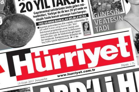Hürriyet'e operasyon iddiası: Ertuğrul Özkök ve Mehmet Yılmaz gidiyor mu?