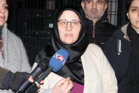 Gözaltına alınan HDP'li Hüda Kaya: İnancıma göre giyinmem engellendi, şiddet uygulandı, kelepçelendim!