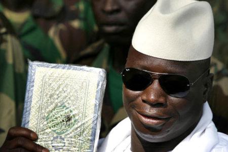 Gambiya liderininin gidişiyle beraber devletin kasasından 11 milyon dolar kayboldu