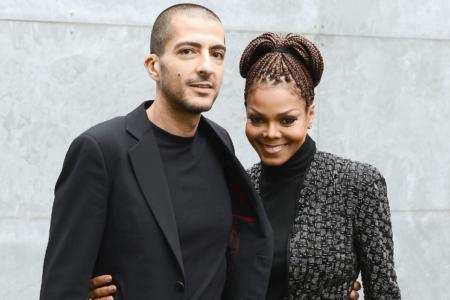 Üç ay önce doğum yapan Janet Jackson boşandı