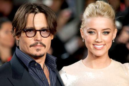 Johnny Depp ile Amber Heard boşandı