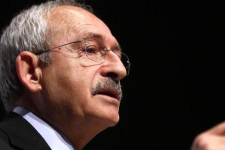 Kılıçdaroğlu: Toplumun en az yüzde 50'si bu anayasaya 'Hayır' diyor