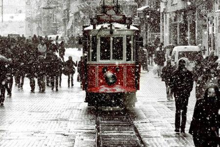 İstanbul'da üç gün kar yağışı bekleniyor