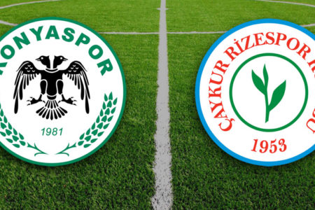 Atiker Konyaspor 2-1 Çaykur Rizespor