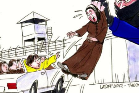 Hesabı engellenen Latuff: Hayırlı cumalar