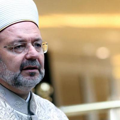 Fatih Altaylı, Mehmet Görmez'in görevi bırakmasının asıl nedenini yazdı