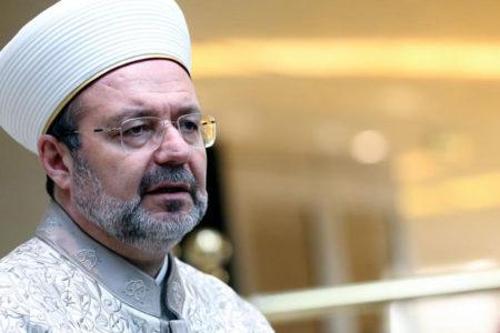 Mehmet Görmez'in Gülen'e yazdığı mektup ortaya çıktı