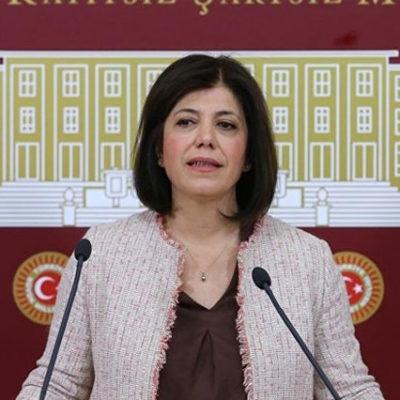 Gözaltına alınan HDP'li Meral Danış Beştaş için tutuklama istemi