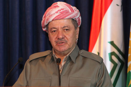Irak Kürt Bölgesel Yönetimi Başkanı Mesud Barzani görevi bırakıyor