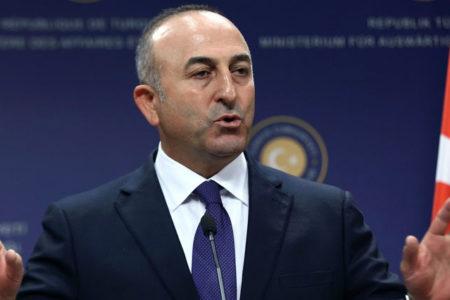 """Çavuşoğlu: """"PYD ile karşılaşılırsa savaşılacak"""""""