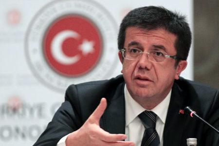 Almanya'dan ikinci veto: Ekonomi Bakanı Nihat Zeybekçi de konuşamayacak