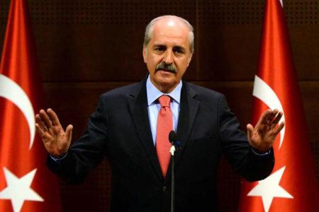 Numan Kurtulmuş'dan El Bab açıklaması: Yanlış koordinasyon