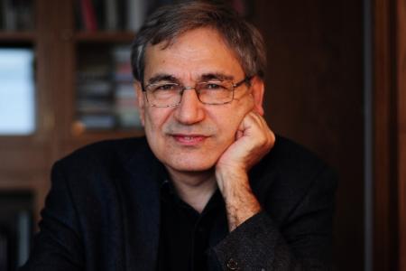 İtalyan üniversiteden Orhan Pamuk'a şeref doktorası