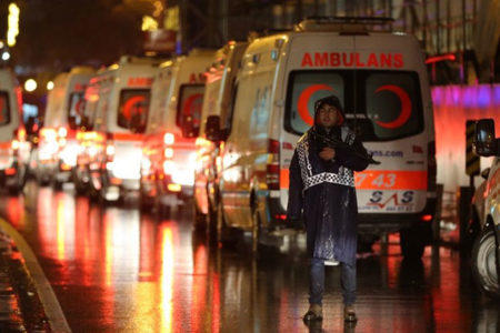 Ortaköy saldırısıyla ilgili 14 kişi hakkında tutuklama talebi