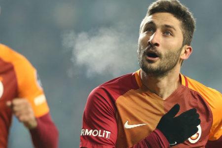 Galatasaray 3 puana Sabri'yle uzandı