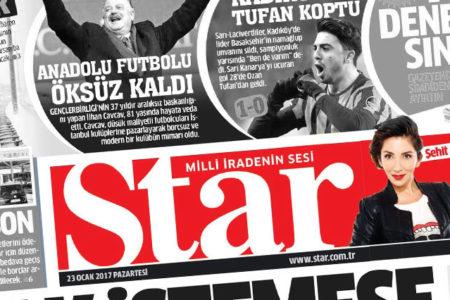 """Star, casusluk iddiasıyla suçlanan Diyanet imamlarına sahip çıktı: """"Merkelist terör"""""""