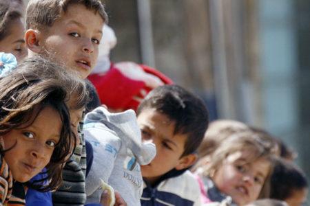 63 bin 300 çocuk kriz bölgelerinden Avrupa'ya tek başına kaçtı