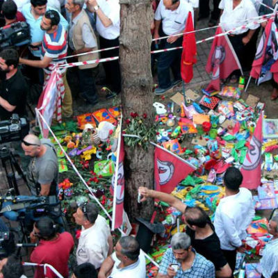 Suruç iddianamesi 18 ay sonra hazırlanabildi