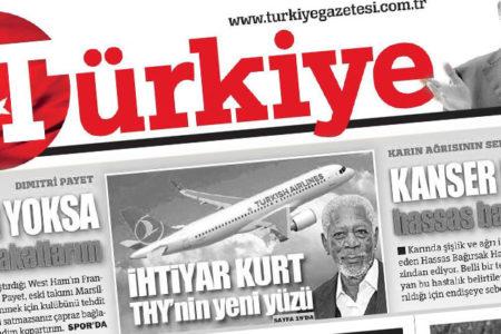 Türkiye Gazetesi, katılım bankalarına savaş açtı, Ziraat'i cemaatçi ilan etti!