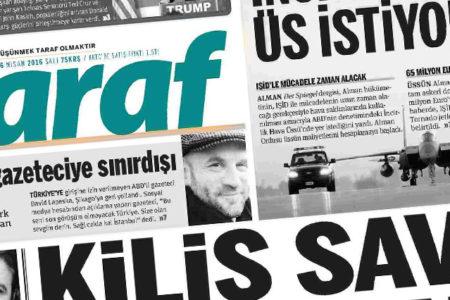 Taraf Gazetesi'nin patronuna yakalama kararı